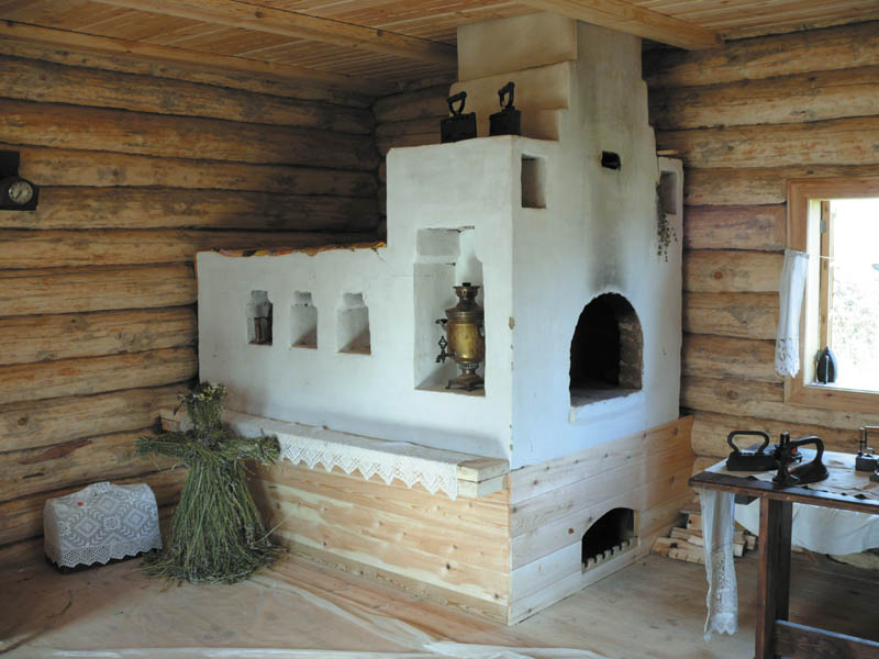 Дом из шпал своими руками фото