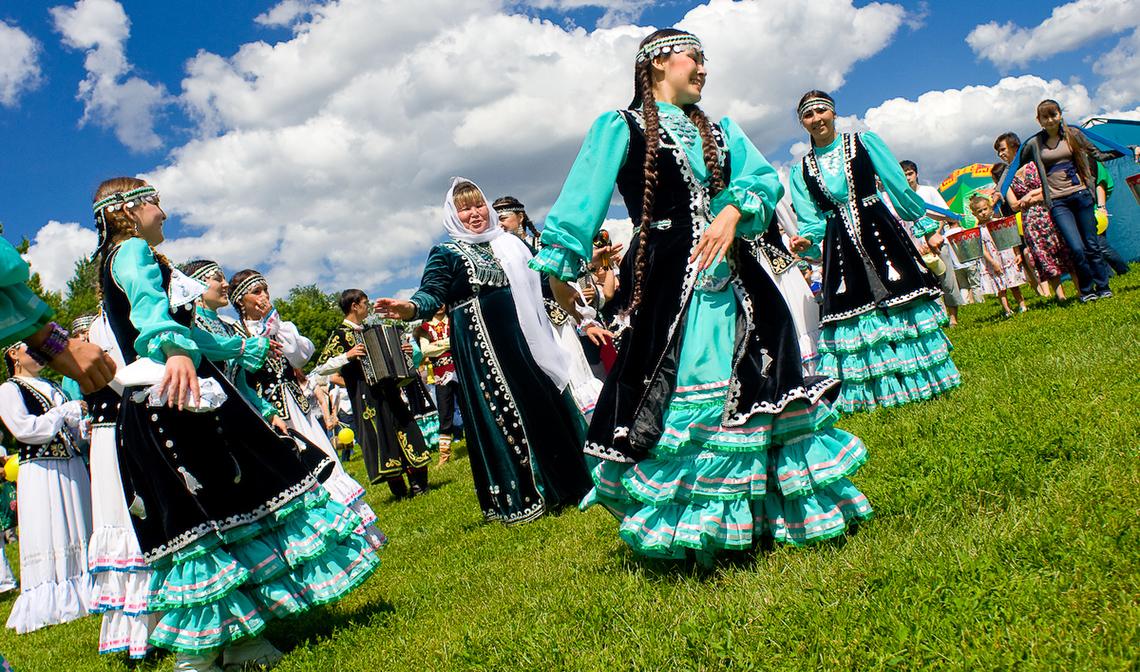 saban4 - Народный праздник татар и башкир