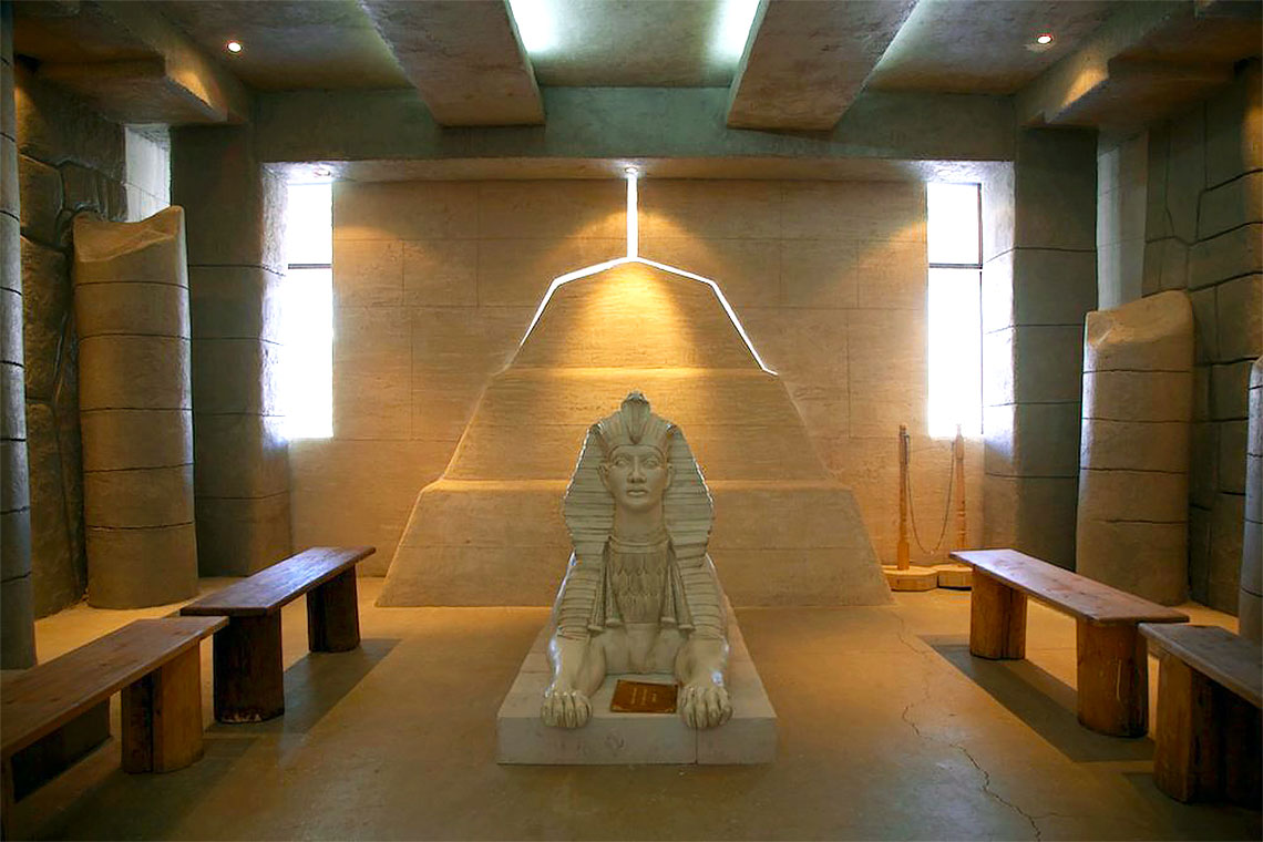 Абу-Симбел - храм, который строили дважды