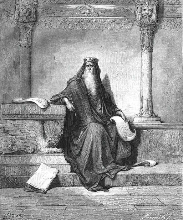 Притчи царя Соломона